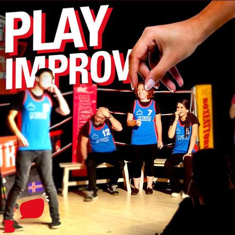 Corso di Improvvisazione Teatrale