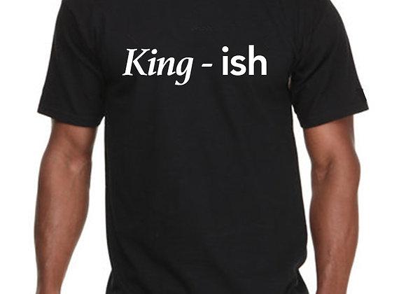 King-ish Crew Neck T-Shirt