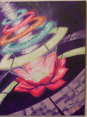 Lotus of Time
