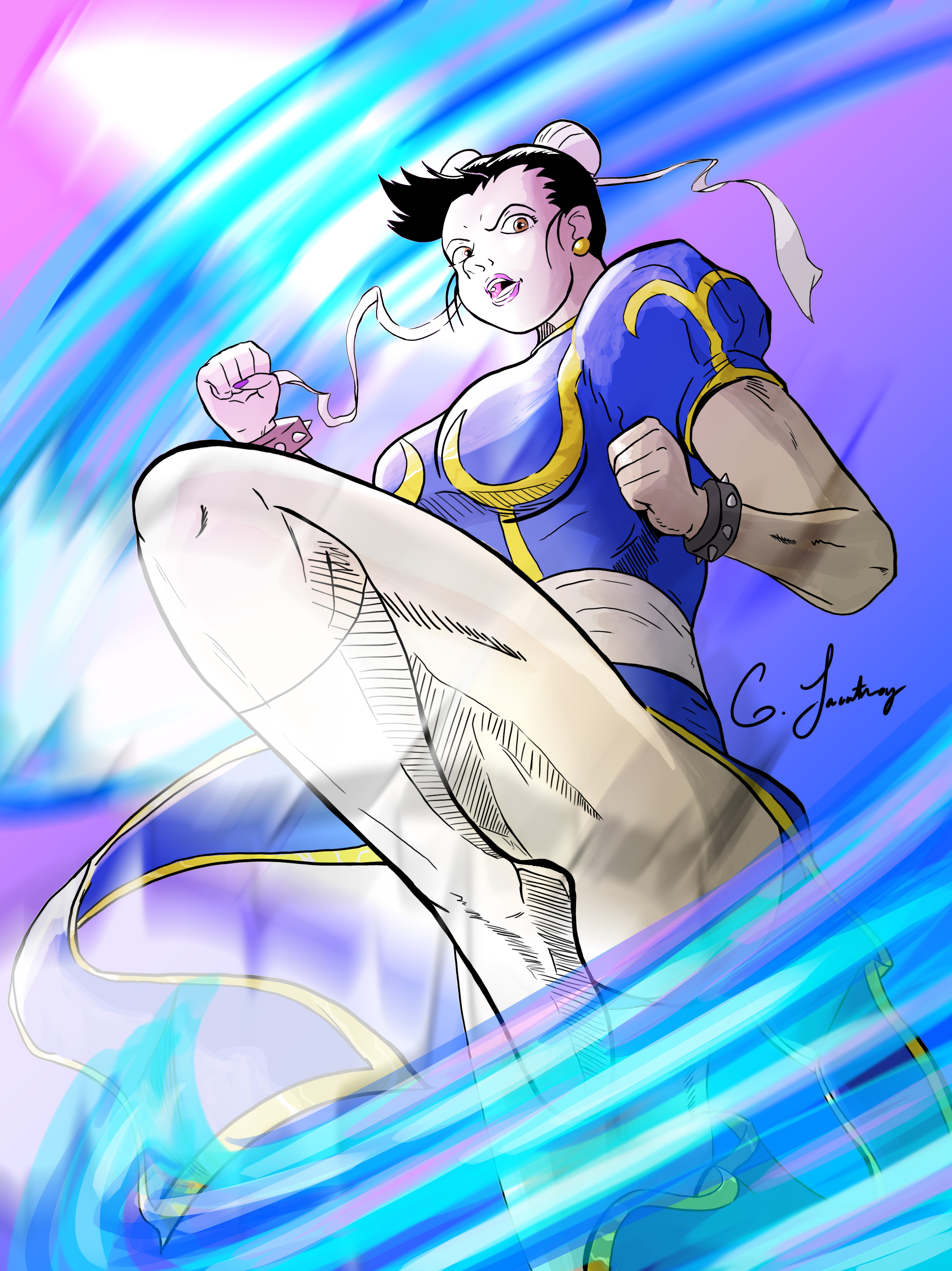 chunli-color