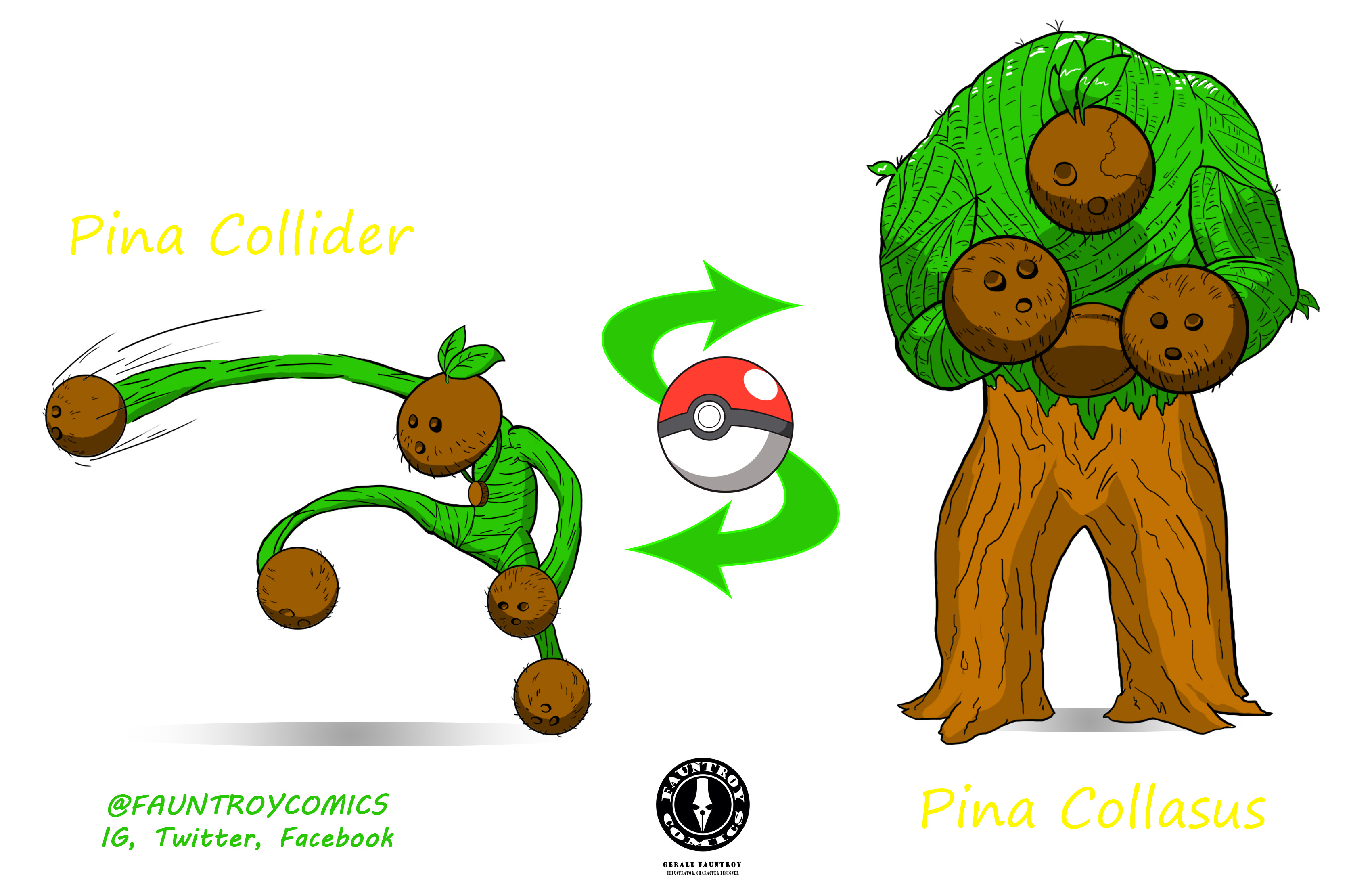 pinacollider