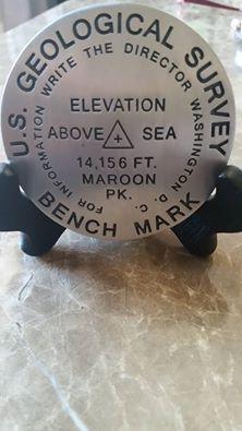 USGS Landmark medal