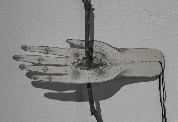 Twelve Canes Through Tender Hands