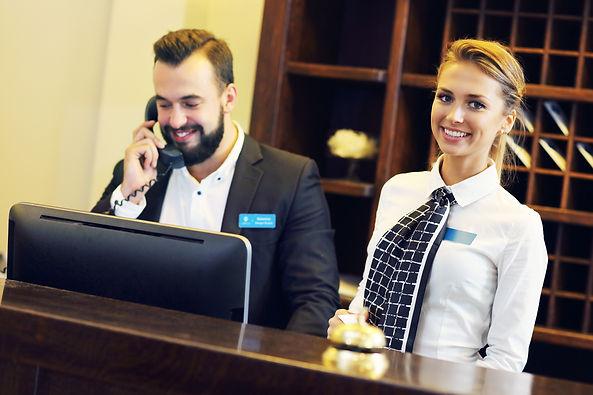 Специалист гостиничного сервиса