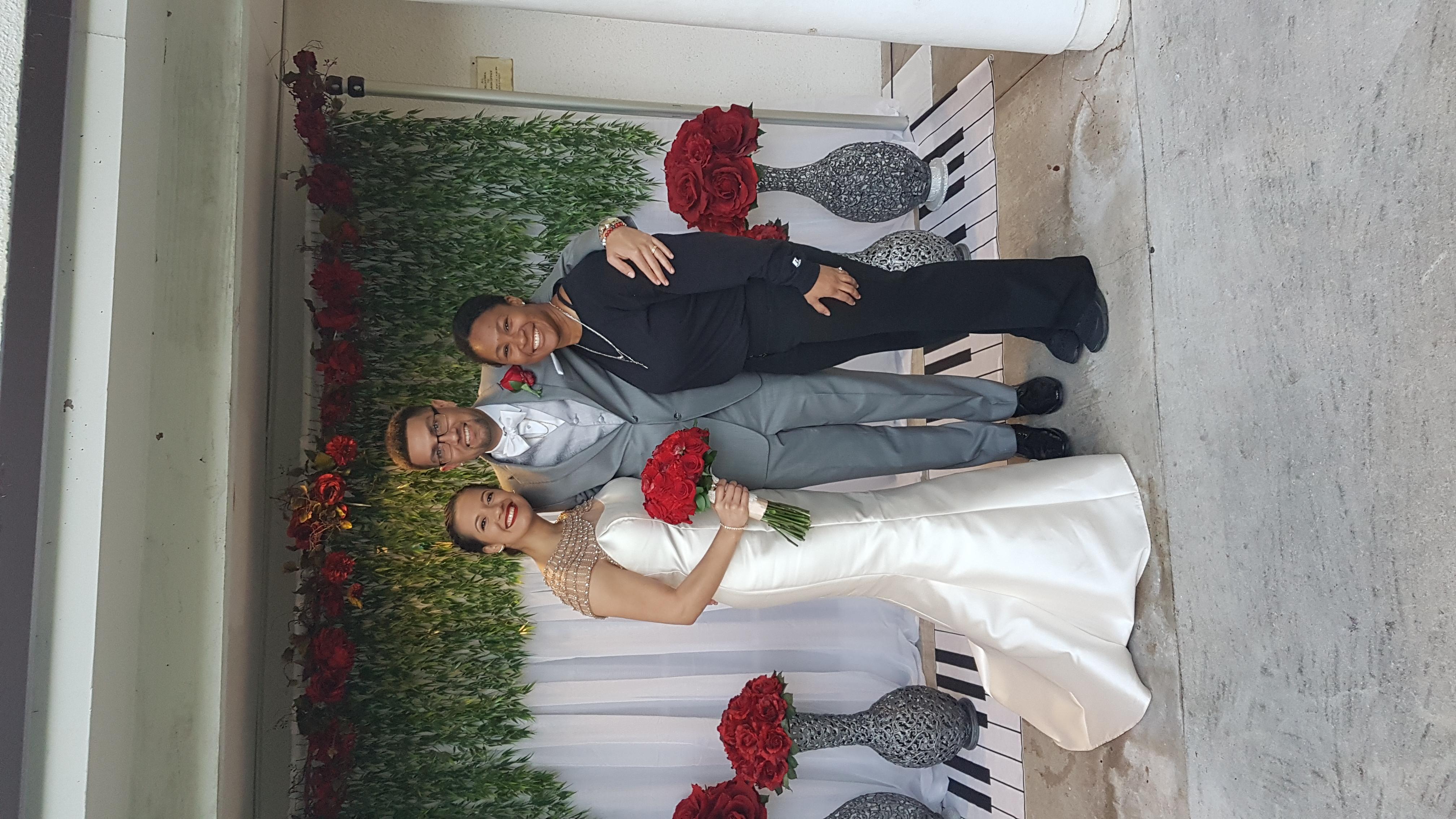 w/Mr. & Mrs. Soto