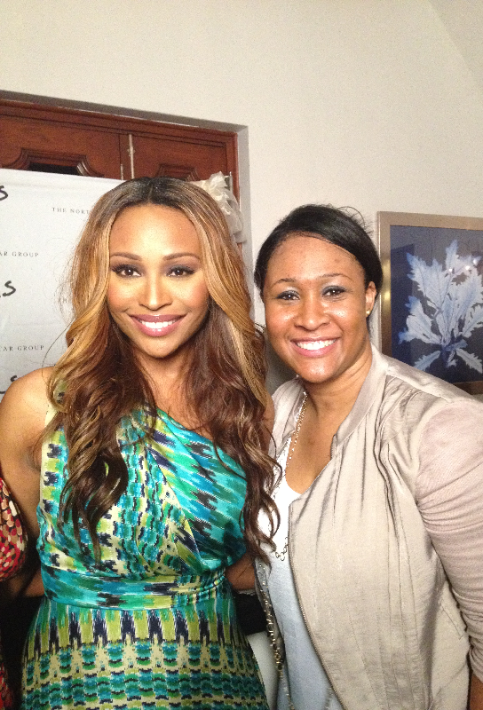 DJ TRooKLyN & Cynthia Bailey