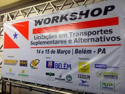 Veja as fotos! Workshop Belém-PA
