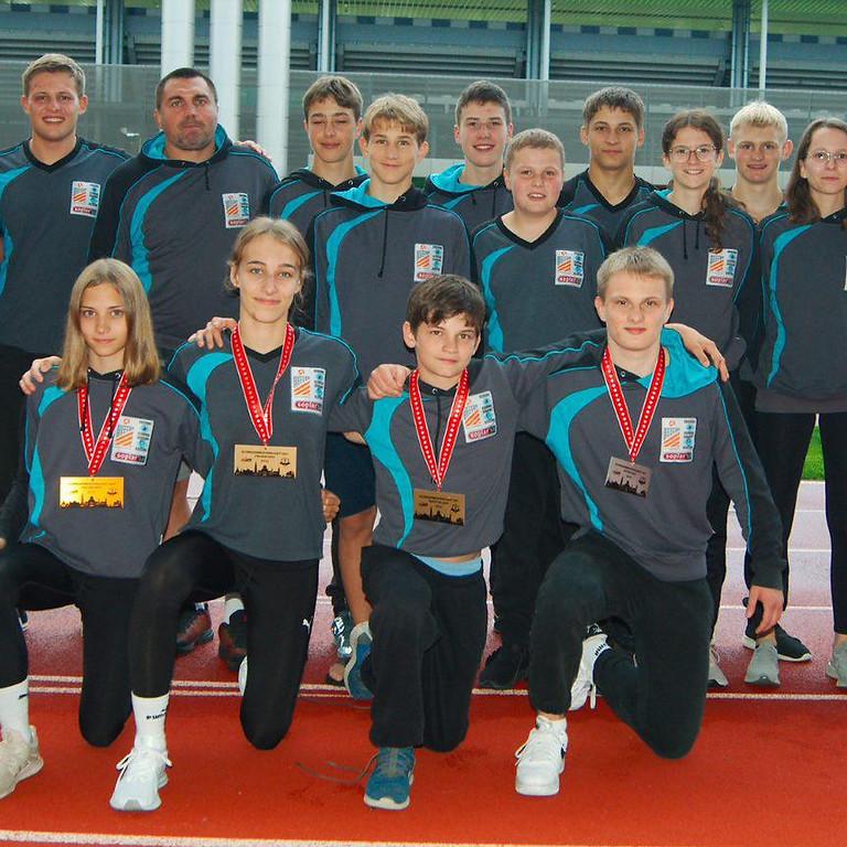 Schweizermeisterschaft Jugend A und Junioren, Freistil