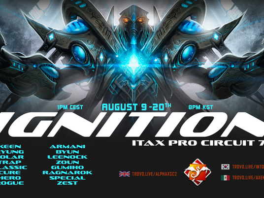 Ignition ITAX Pro Circuit 7