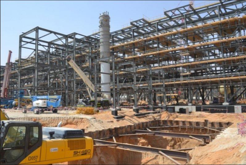 Shah Gas Field 1