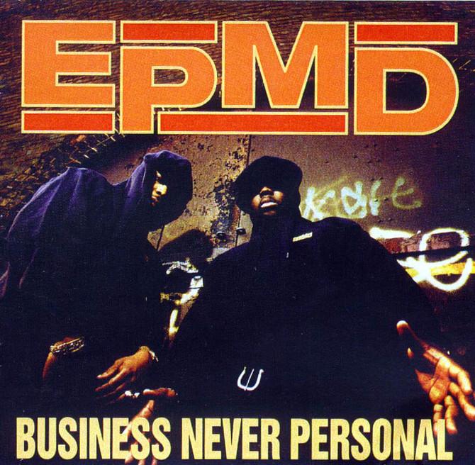 #VitalFactz: 28th Anniversary - EPMD (Business Never Personal)