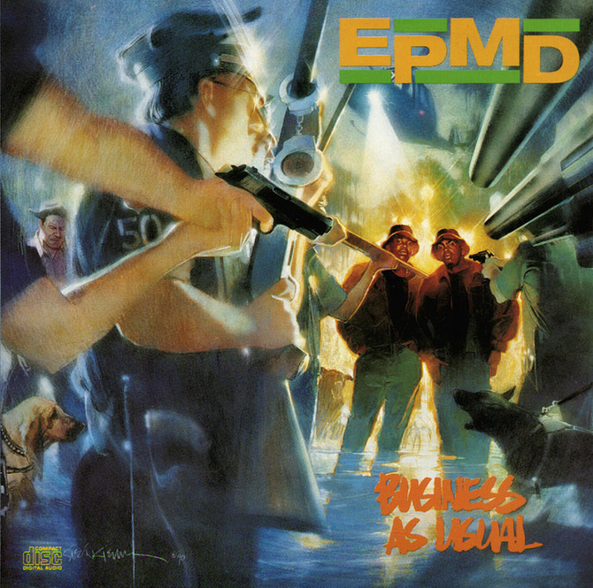#VitalFactz: 30th Anniversary - EPMD (Business As Usual)