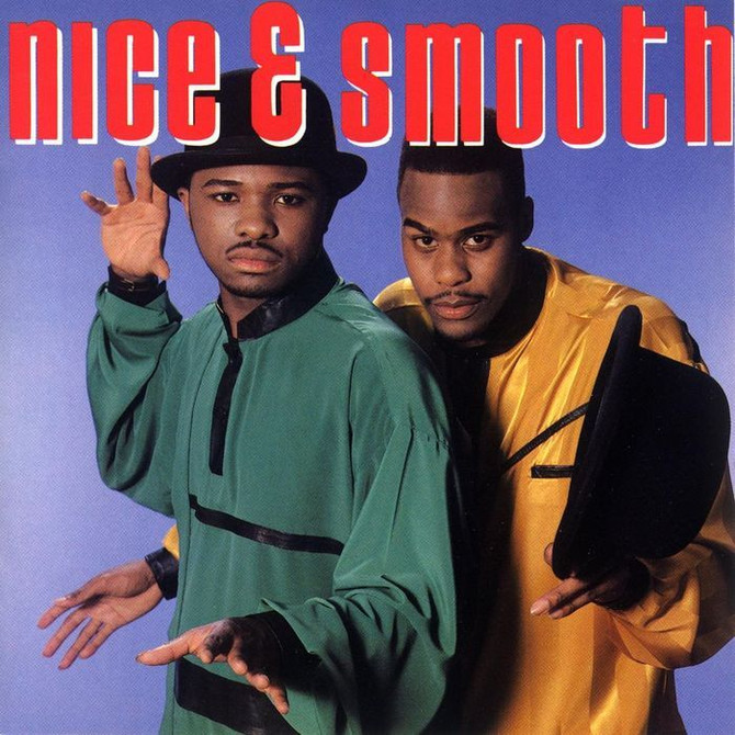 #VitalFactz: 32nd Anniversary - Nice & Smooth (Debut Album)