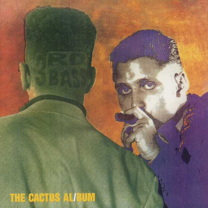 #VitalFactz: 31st Anniversary - 3rd Bass (The Cactus Album)