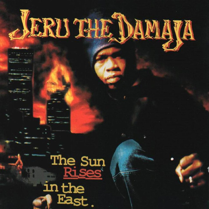#VitalFactz: 26th Anniversary - Jeru The Damaja (The Sun Rises In The East)