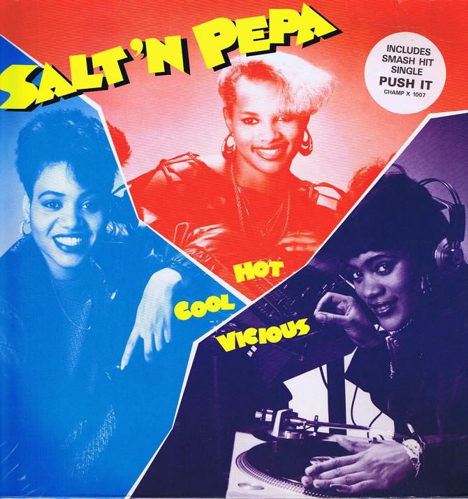 #VitalFactz: 33rd Anniversary - Salt-N-Pepa (Hot, Cool & Vicious)