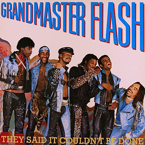 #VitalFactz: 35th Anniversary - Grandmaster Flash (They Said It Couldn't Be Done)