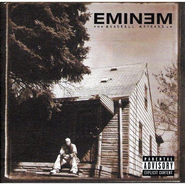 #VitalFactz: 21st Anniversary - Eminem (The Marshall Mathers LP)