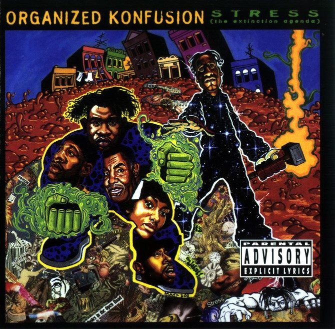 #VitalFactz: 26th Anniversary - Organized Konfusion (Stress: The Extinction Agenda)
