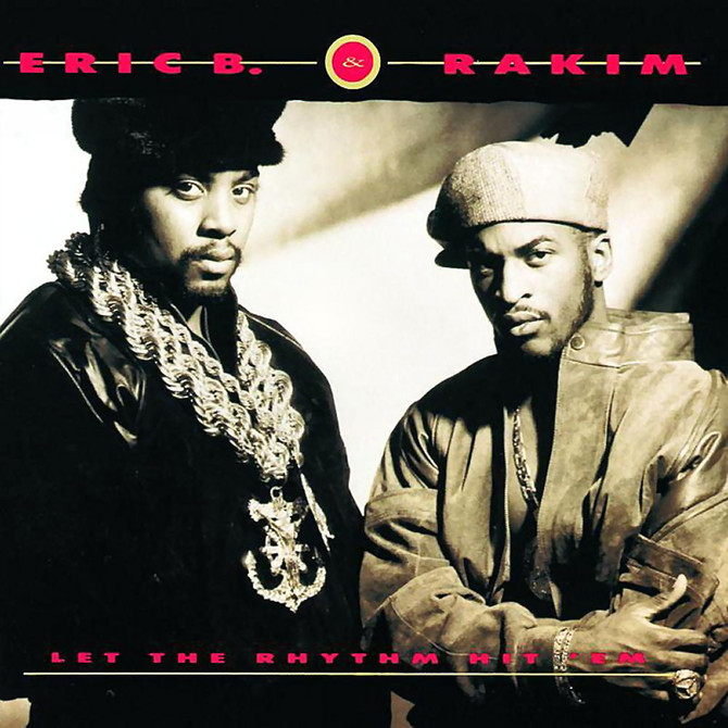 #VitalFactz: 28th Anniversary - Eric B. & Rakim - (Let The Rhythm Hit 'Em)
