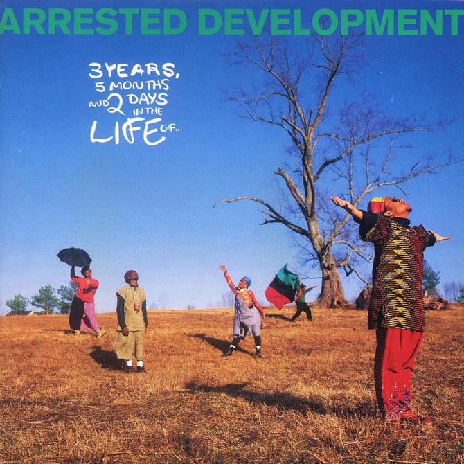 #VitalFactz: 29th Anniversary - Arrested Development (3 Years, 5 Months and 2 Days in the Life Of..)