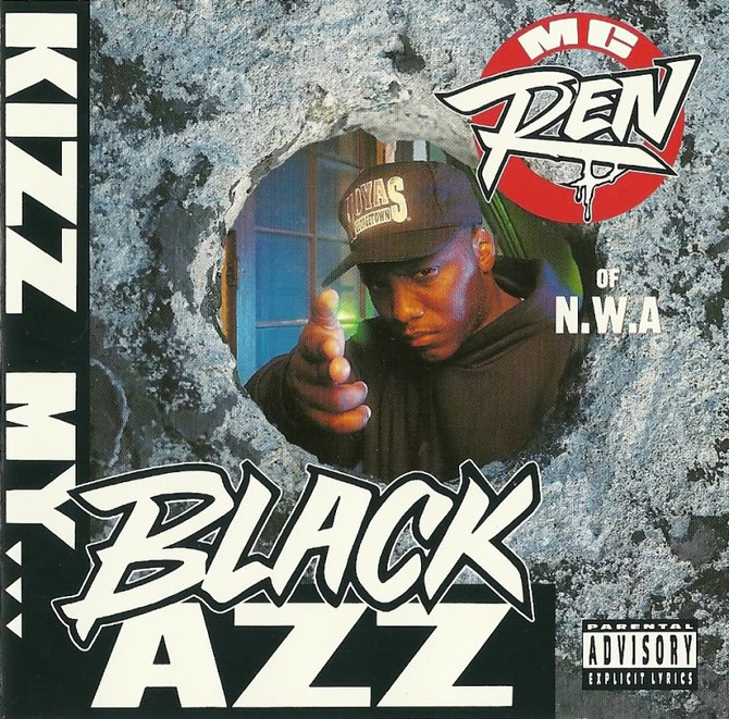 #VitalFactz: 25th Anniversary - MC Ren (Kizz My Black Azz)
