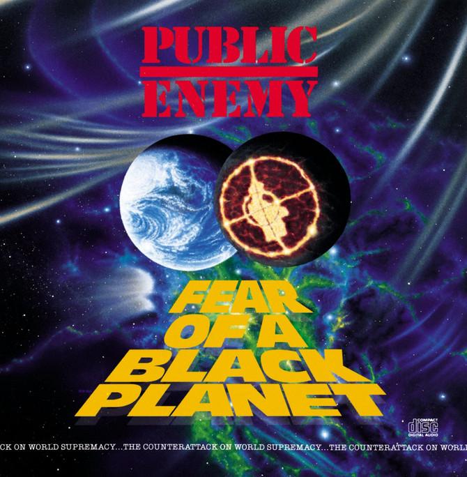 #VitalFactz: 27th Anniversary - Public Enemy (Fear Of A Black Planet)