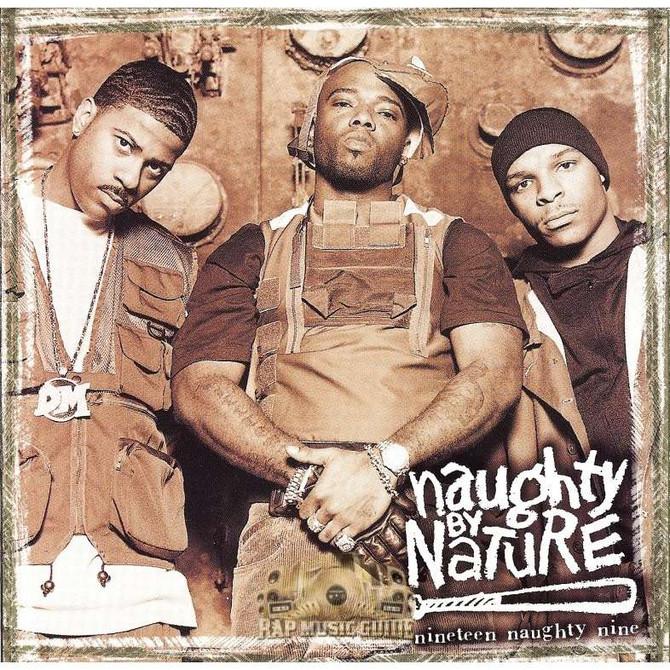 #VitalFactz: 20th Anniversary - Naughty By Nature (Nineteen Naughty Nine: Nature's Fury)