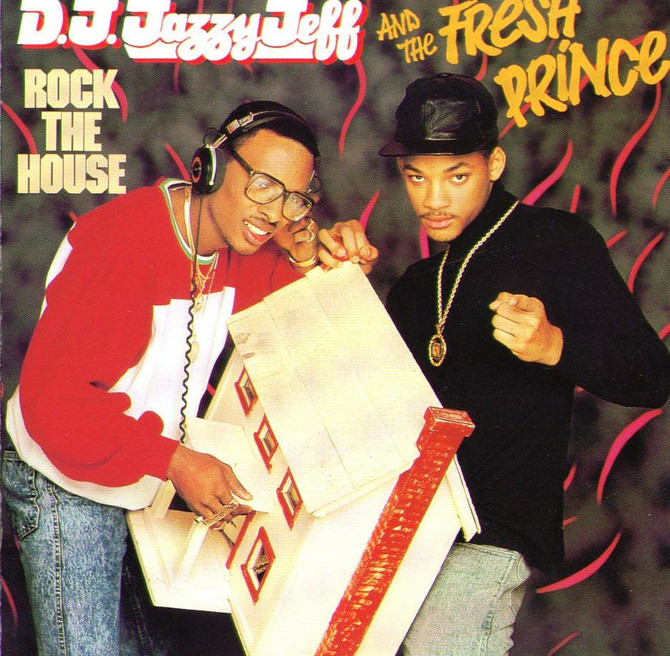 #VitalFactz: 33rd Anniversary - DJ Jazzy Jeff & The Fresh Prince (Rock The House)