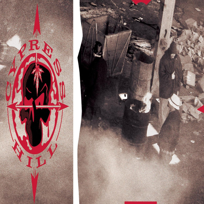 #VitalFactz: 29th Anniversary - Cypress Hill (Debut Album)