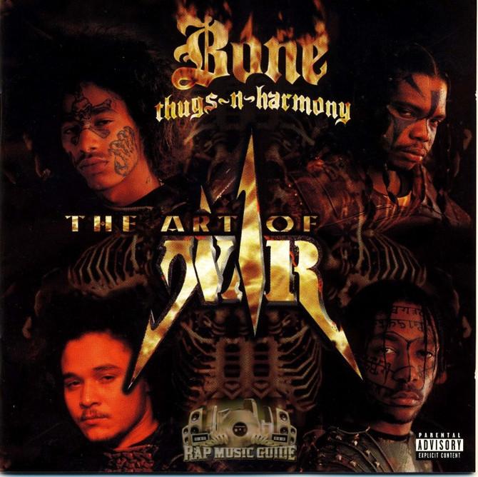 #VitalFactz: 22nd Anniversary - Bone Thugs-n-Harmony (The Art Of War)