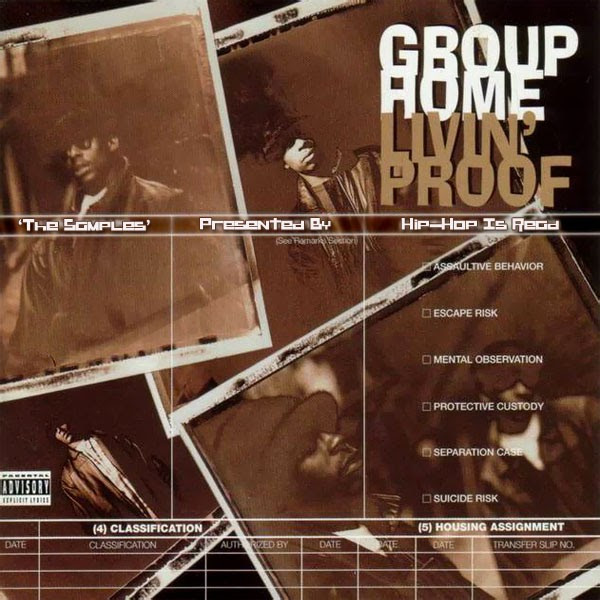 #VitalFactz: 25th Anniversary - Group Home (Livin' Proof)
