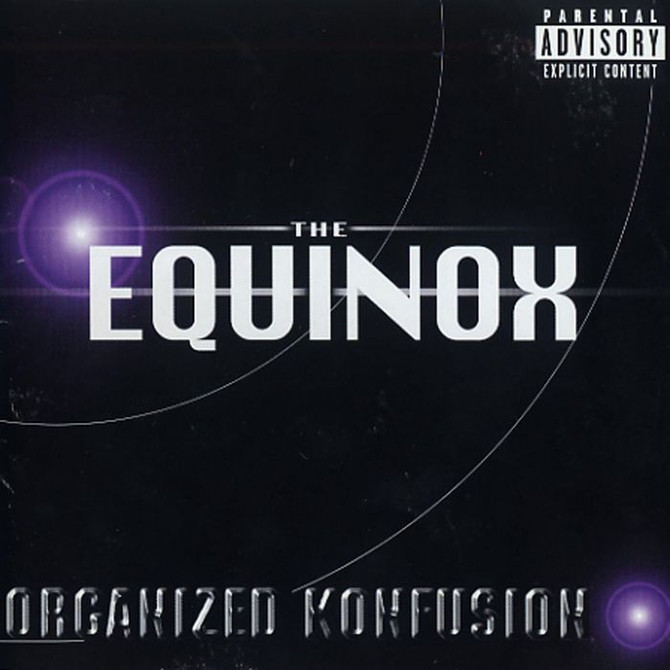 #VitalFactz: 23rd Anniversary - Organized Konfusion (The Equinox)