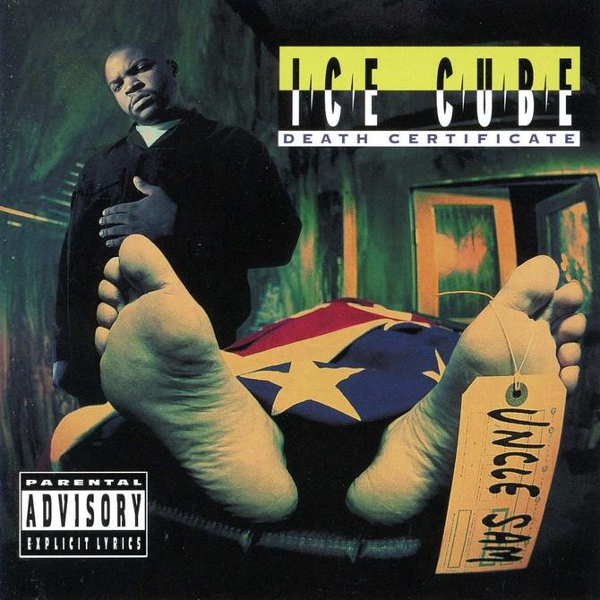 #VitalFactz: 29th Anniversary - Ice Cube (Death Certificate)
