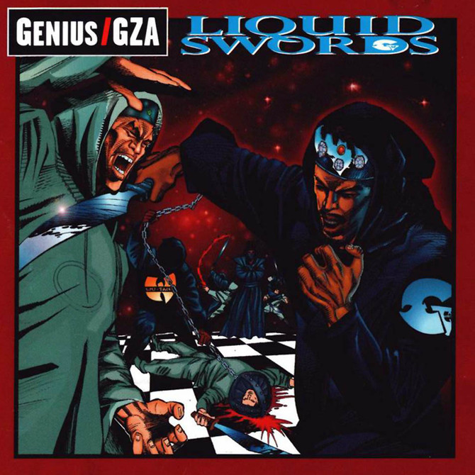#VitalFactz: 25th Anniversary - GZA (Liquid Swords)