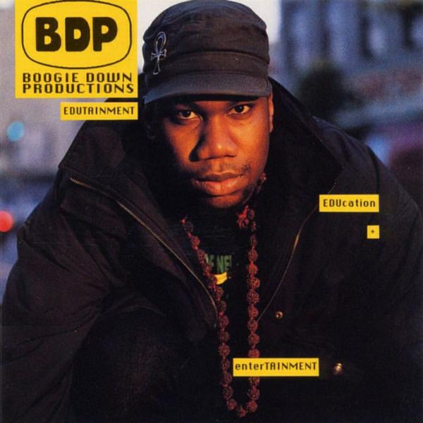 #VitalFactz: 30th Anniversary - Boogie Down Productions (Edutainment)