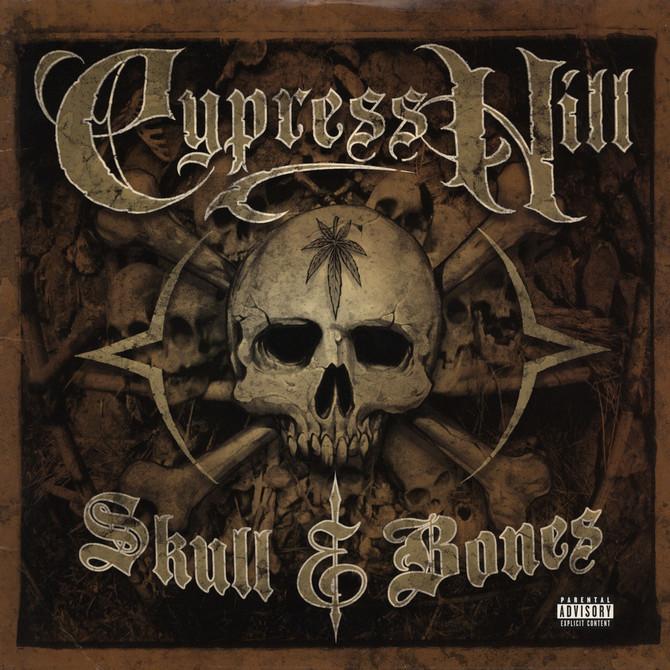 #VitalFactz: 20th Anniversary - Cypress Hill (Skull & Bones)