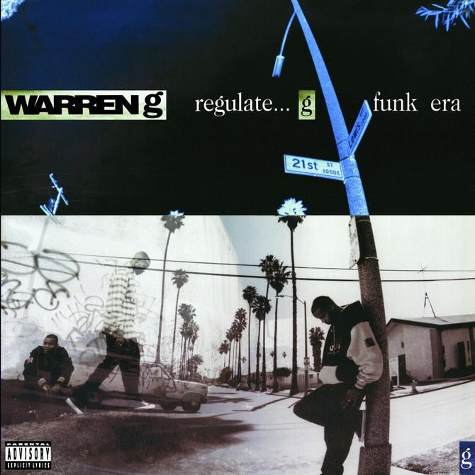 #VitalFactz: 27th Anniversary - Warren G (Regulate...G Funk Era)