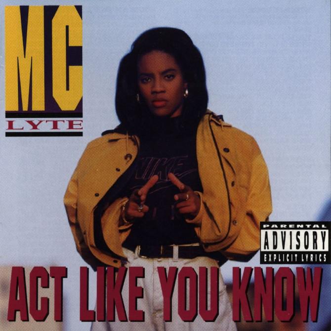 #VitalFactz: 30th Anniversary - MC Lyte (Act Like You Know)
