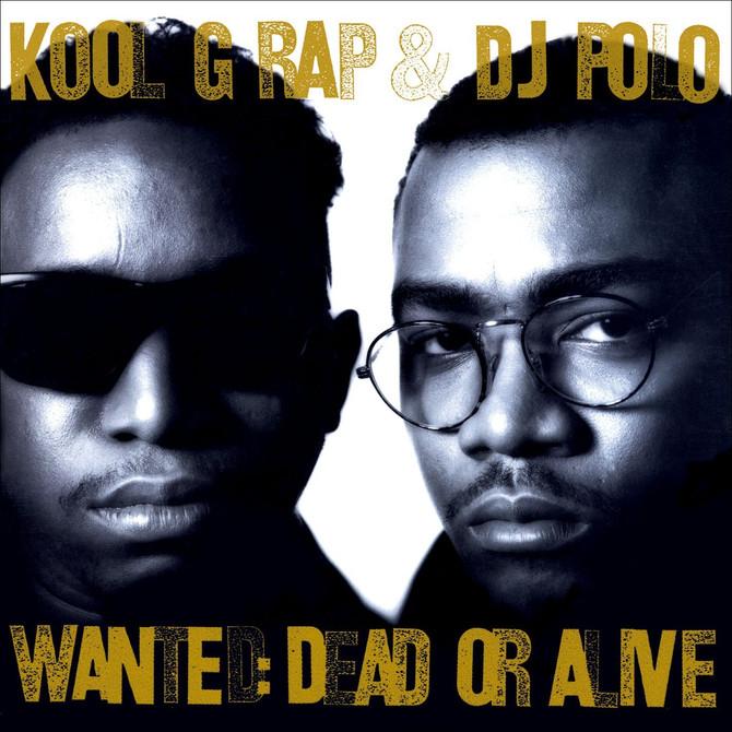 #VitalFactz: 31st Anniversary - Kool G Rap & DJ Polo (Wanted: Dead Or Alive)