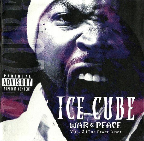 #VitalFactz: 21st Anniversary - Ice Cube - War & Peace Vol. 2 (The Peace Disc)