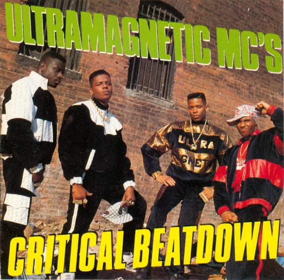 #VitalFactz: 32nd Anniversary - Ultramagnetic MC's (Critical Beatdown)
