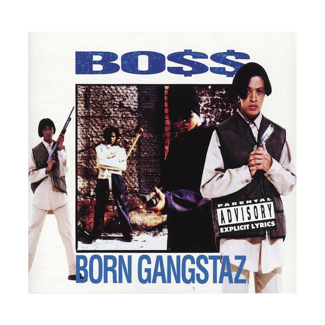 #VitalFactz: 25th Anniversary - Boss (Born Gangstaz)