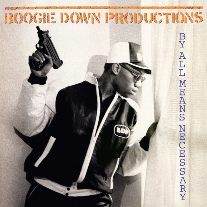 #VitalFactz: 32nd Anniversary - Boogie Down Productions (By All Means Necessary)