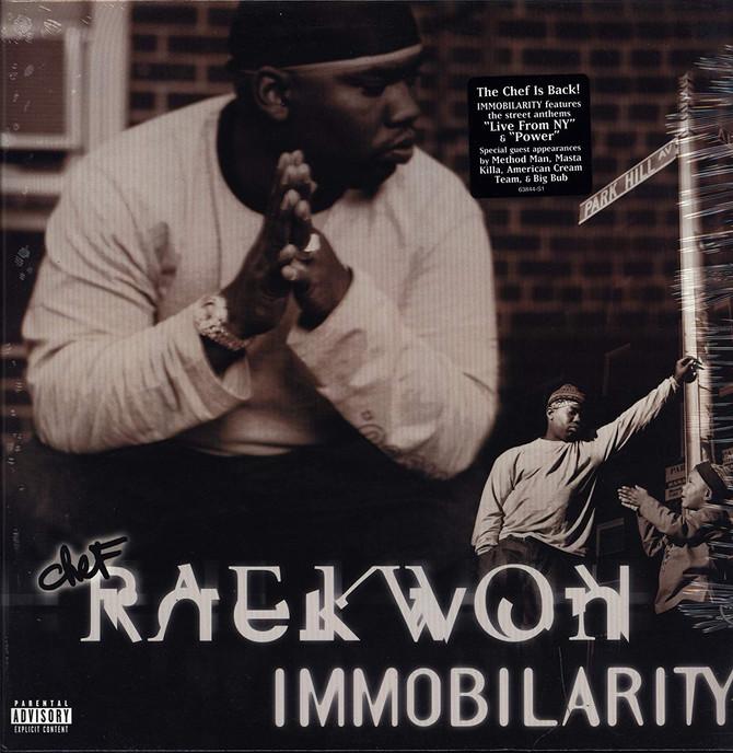 #VitalFactz: 21st Anniversary - Raekwon (Immobilarity)
