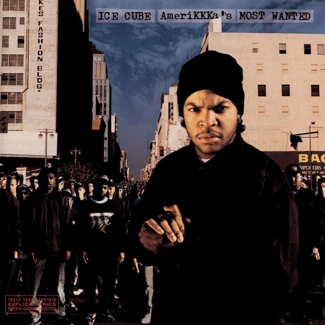 #VitalFactz: 31st Anniversary - Ice Cube (AmeriKKKa's Most Wanted)