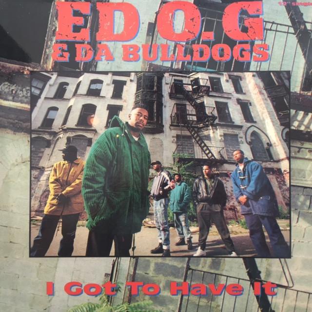 #VitalFactz: Chart Topper - Ed O.G. & Da Bulldogs (I Got To Have It)