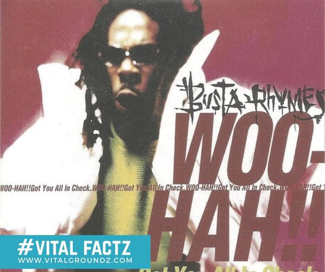 #VitalFactz: 21st Anniversary - Busta