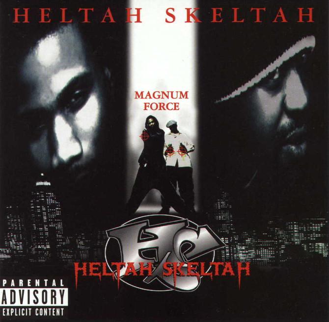 #VitalFactz: 23rd Anniversary - Heltah Skeltah (Magnum Force)