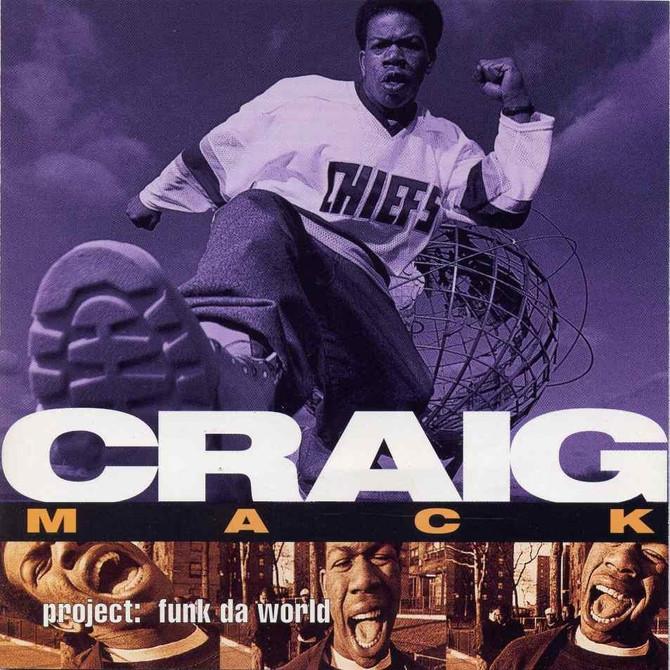 #VitalFactz: 26th Anniversary - Craig Mack (Project: Funk da World)